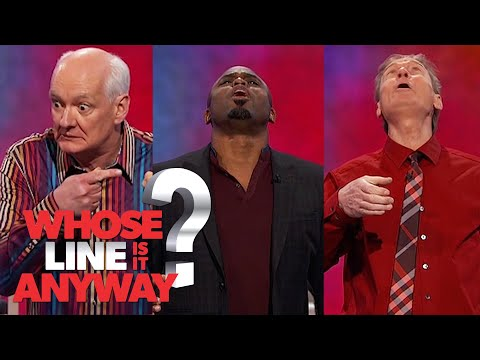 Scénky z klobouku: Co neuvidíte ve Star Wars - Whose Line Is It Anyway?