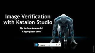 Image Verification in Katalon Studio