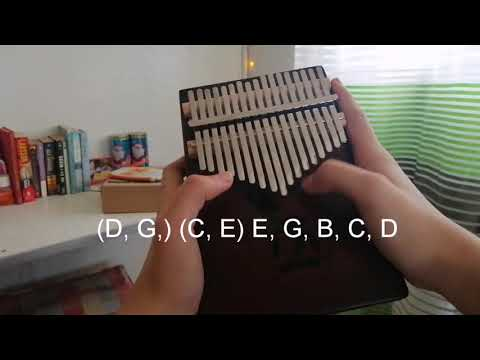 mp4 Beauty And The Beast Kalimba Chords, download Beauty And The Beast Kalimba Chords video klip Beauty And The Beast Kalimba Chords