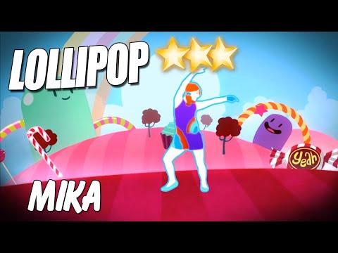🌟 Lollipop - MIKA [Just Dance 2016] 🌟
