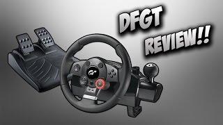 Review Logitech Driving Force Gt