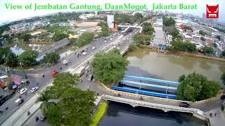 Jembatan Gantung, DaanMogot, Jakarta Barat - MJX Bugs