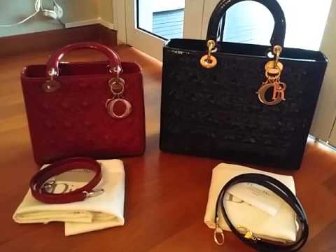 My review on Lady Dior bags