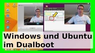 WLBI Ubuntu Linux Neben Windows 10 Dualboot Ubuntu Tuxedo Notebook Partitionieren Installieren
