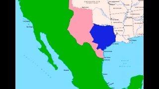 LA RUTA DEL NORTE. Guerra México vs EEUU: 2. Tambores de Guerra.