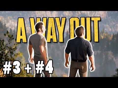 JSME NA SVOBODĚ! - #3│A Way Out (CZ)