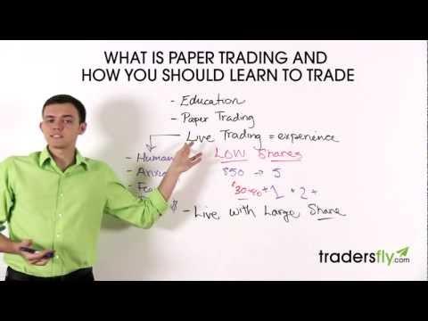 Online trading flatform