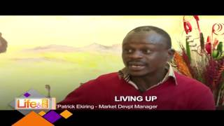 Life and Style: Living Up with Patrick Ekiring - Market Development Manager - 03/04/2017