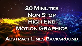 Abstract lines background | abstract background video | abstract background loop | Abstract videos