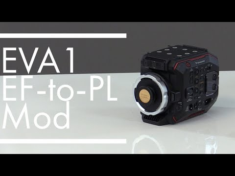 Wooden Camera EVA1 PL Modification Kit Installation Tutorial