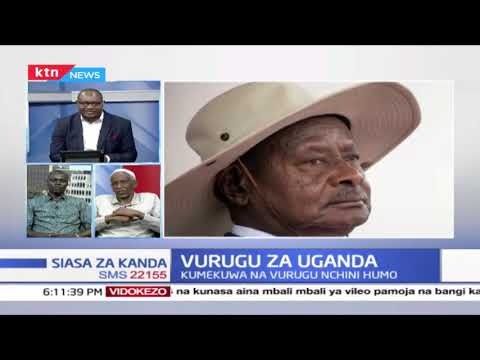 Vurugu za Uganda | Siasa za Kanda