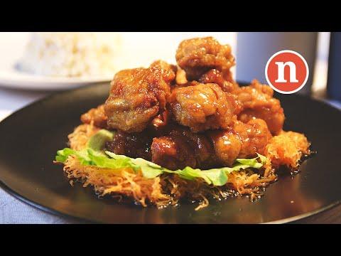 Marmite Fried Chicken   妈蜜鸡 [Nyonya Cooking]