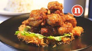 Marmite Fried Chicken | 妈蜜鸡 [Nyonya Cooking]