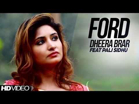 Ford  Dheera Brar Pali Sidhu