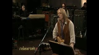 Tom Petty and the Heartbreakers - Saving Grace - Live Rehersal (2006)