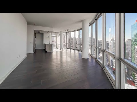 A Streeterville PH1 2-bedroom at the new, high-amenity 465 North Park