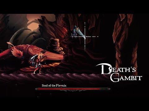 Death's Gambit Gameplay Trailer 2018 | Adult Swim Games thumbnail