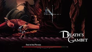 Picture of a game: Death's Gambit