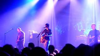 K's Choice - Almost Happy Live @ AB Brussels Belgium 2011