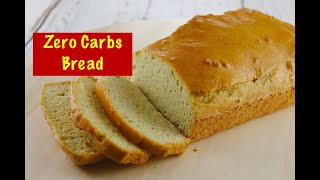 easy homemade bread with almond flour