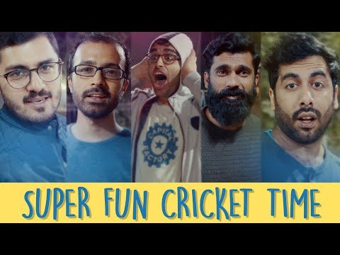 Super Fun Cricket Time | Sports Vlog | MangoBaaz