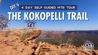 Kokopelli Day 4: Porcupine Rim!