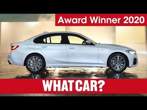 BMW 330e: why it's our 2020 Executive Car and Plug-in Hybrid Car of the Year | What Car? | Sponsored