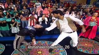 Shaheer Sheikh And Dewi Persik Dancing On Shake Karaan