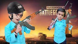 छोटू का PUBG गेम | CHOTU KA PUBG GAME | Khandesh Hindi Comedy Video | Chotu Dada Comedy Video