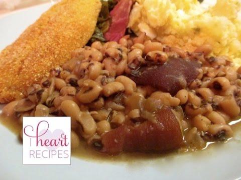 Southern Style Black Eyed Peas Recipe: How to make black eyed peas