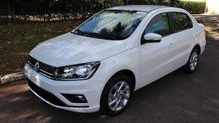 Novo VW Voyage 2019 1.6: preço, consumo, detalhes - teste-drive - www.car.blog.br