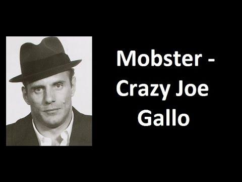 Mobster - Crazy Joe Gallo