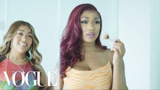 24 Hours With Megan Thee Stallion | Vogue
