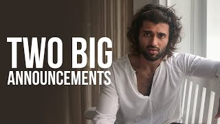Vijay Deverakonda Two Big Announcements