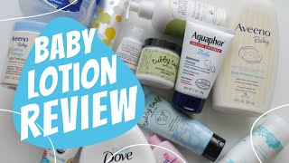 Best Baby Lotion for Dry Skin, Best Body and Face Lotion for Newborns and Up