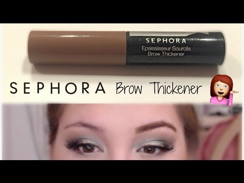 Classic Brow Filler Brush #100 by Sephora Collection #7