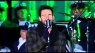 Maroon 5's Winter Wonderland