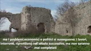 preview picture of video 'Abbazia di Farfa - La Chiesa Nuova sul Monte Acuziano'