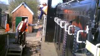 preview picture of video 'Class 03s CVR Diesel Gala 25th March 2012'
