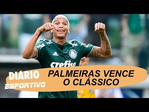 Diário Esportivo comenta tudo sobre o clássico Palmeiras x Corinthians