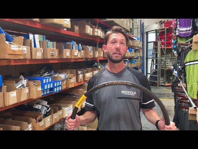 "Видео Покрышка Continental GatorSkin 28"" 700 x 23C skin"