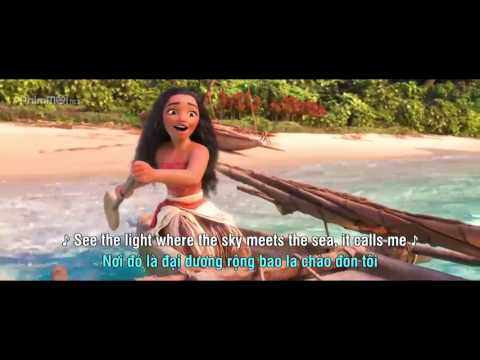 Auli'i Cravalho - How Far I'll Go (Moana OST) Lyric
