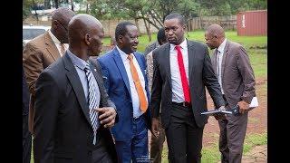 NASA senators' message to Raila Odinga over Harambee House Deal with Uhuru Kenyatta