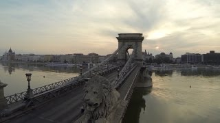 preview picture of video 'DJI Phantom Aerial shots in Budapest Summer 2013 with GoPro Hero 3 & Tarot 2D Gimbal'