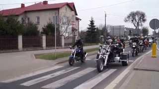 preview picture of video 'Otwarcie Sezonu Motocyklowego 2013 Przasnysz - Infoprzasnysz.com'