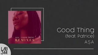 Aṣa   Good Thing (feat.  Patrice)
