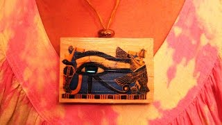 How To Transfer Photos And Images To Wood & Create Handmade Necklaces