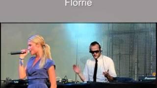 Florrie - You Wanna Start Something (Fred Falke Club Edit)