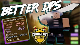 roblox dungeon quest king's castle weapons - TH-Clip