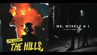 The Weeknd Feat. G Eazy x Bebe Rexha -  Me, Myself & The Hills (Mashup)